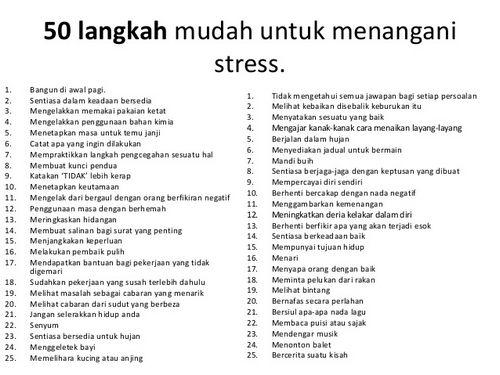 Cara Mengatasi Gejala Stres makan lebih